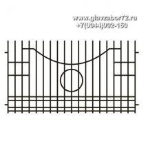 Сварной забор СЗ-30