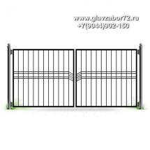 Сварные ворота СВ-3