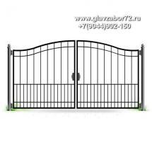 Сварные ворота СВ-9