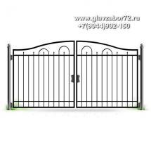 Сварные ворота СВ-11