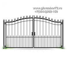 Сварные ворота СВ-13