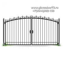 Сварные ворота СВ-17