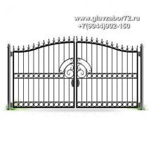 Сварные ворота СВ-19
