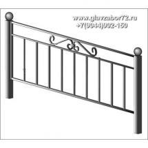 Ритуальная оградка РО-1