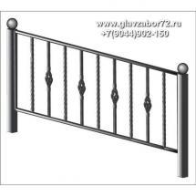 Ритуальная оградка РО-2