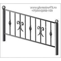 Ритуальная оградка РО-3