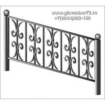 Ритуальная оградка РО-10