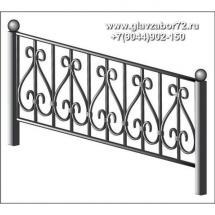 Ритуальная оградка РО-13