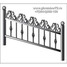 Ритуальная оградка РО-16