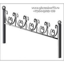 Ритуальная оградка РО-20