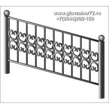 Ритуальная оградка РО-22
