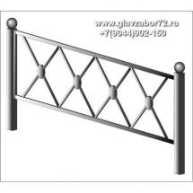 Ритуальная оградка РО-24