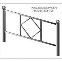 Ритуальная оградка РО-25