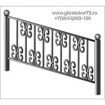 Ритуальная оградка РО-27