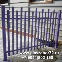 Забор Модулик(секционный) ЗМ-1