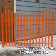 Забор Модулик(секционный) ЗМ-3