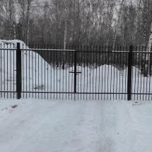 Ворота сварные, Тюмень, Березняки