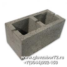 Керамзитоблок двухпустотный М-35 (390х190х188)