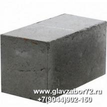 Керамзитоблок полнотелый М-75 (390х190х188)