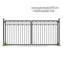 Сварные ворота СВ-1