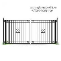 Сварные ворота СВ-2