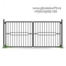 Сварные ворота СВ-4