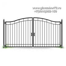 Сварные ворота СВ-10