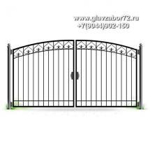 Сварные ворота СВ-12