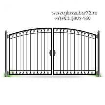 Сварные ворота СВ-14
