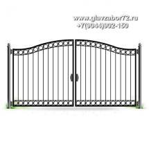 Сварные ворота СВ-15