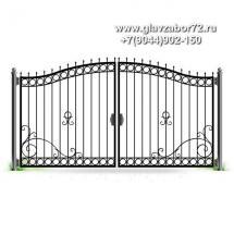 Сварные ворота СВ-18