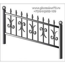 Ритуальная оградка РО-11