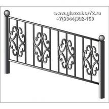 Ритуальная оградка РО-14