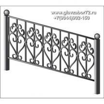 Ритуальная оградка РО-15