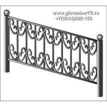 Ритуальная оградка РО-18