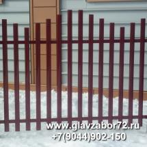 Забор Модулик(секционный) ЗМ-2