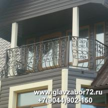 Балкон кованый с\о Суходолье