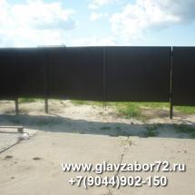 Ворота из профнастила Луговое-2,Тюмень