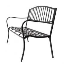 Кованая скамейка КС-1