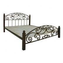 Кровать кованая КК-4