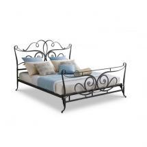 Кровать кованая КК-5