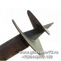 Сваи винтовые НКТ-102